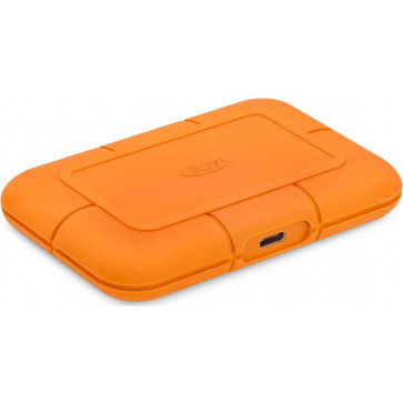 2TB Rugged SSD, 950 MB/s, USB-C, LaCie
