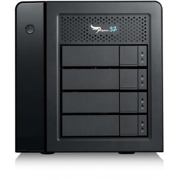 Promise Pegasus32 R4 40 TB, RAID-System mit Thunderbolt 3