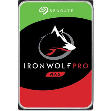 "8 TB HD 3.5"" SATA 6Gb/s, Seagate IronWolf Pro"