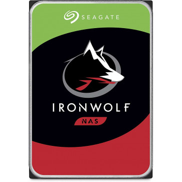 "14 TB HD 3.5"" SATA 6Gb/s, Seagate IronWolf"