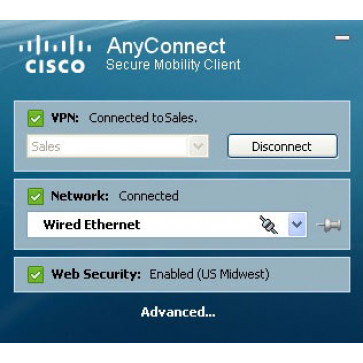 AnyConnect Plus Lizenz, Cisco, 25 User