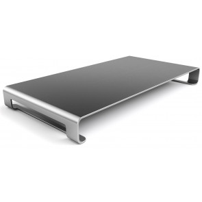 Satechi Slim Aluminum Monitor Stand, spacegrau