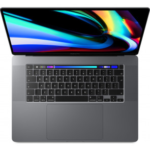 "Apple MacBook Pro 16"" TB/2.4 GHz 8‑Core i9, 32GB, 2TB, Pro 5500M 8G, spacegrau, CH Tastatur"