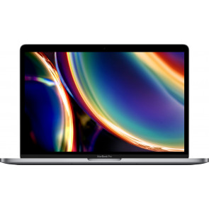 "Apple MacBook Pro 13"" Touch Bar, 2.3 GHz i7, 32GB, 4TB, spacegrau, US Tastatur (2020)"