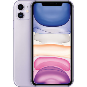 iPhone 11 128GB, violett, Apple