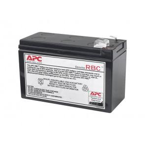 APC Ersatzbatterie RBC110