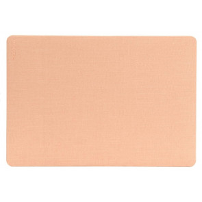 Incase Hardshell Case Textured Woolenex, 16'' MacBook Pro, blush pink