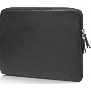"""Trunk Leder Sleeve 16"""" MacBook Pro und MacBook Air (2016-2020) schwarz"""