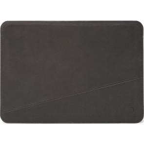 "Decoded Frame Sleeve Leder, 13"" MacBook Pro / Air, Anthrazit"