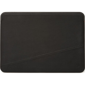 "Decoded Frame Sleeve Leder, 13"" MacBook Pro / Air, Schwarz"