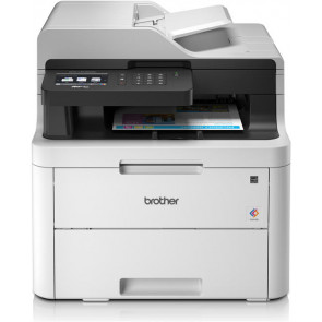 DEMO: Brother MFC-L3730CDN 4-in-1 Multifunktions Farb-Laserdrucker