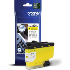 Brother LC-3239XLY XL Tintenpatrone, yellow