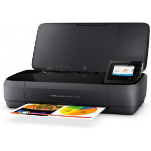 HP OfficeJet 250 Mobile Multifunktionsdrucker, portabel, A4