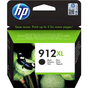 Tintenpatrone HP Nr. 912XL, schwarz