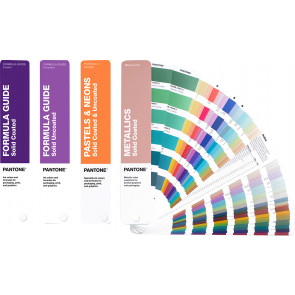 PANTONE Solid Guide Set inkl. New Metallics (2019)
