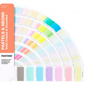 PANTONE Pastels & Neons Guide coated/uncoated