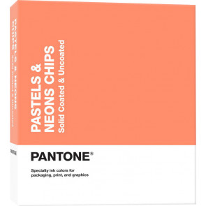 PANTONE Pastels & Neons Chips coated/uncoated