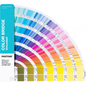 PANTONE Color Bridge Guide uncoated (2019)