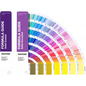 PANTONE Formula Guide Set coated/uncoated (2019)