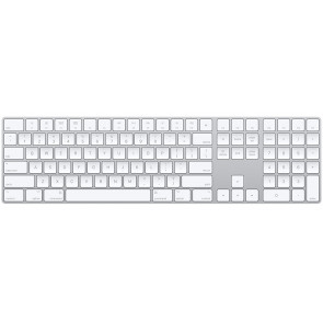 DEMO: Apple Magic Keyboard mit Zahlenblock (US), OSX 10.12.4