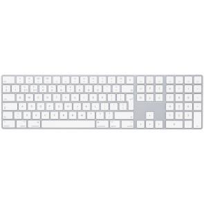 Apple Magic Keyboard mit Zahlenblock (UK), OSX 10.12.4