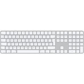 Apple Magic Keyboard mit Touch ID und Ziffernblock (SM) für Mac mit Apple Chip, ab macOS 11.4