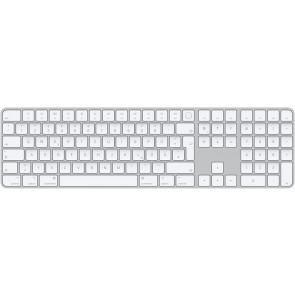 Apple Magic Keyboard mit Touch ID und Ziffernblock (DE) für Mac mit Apple Chip, ab macOS 11.4