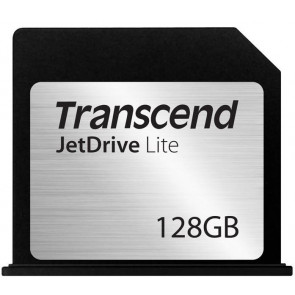 "Transcend 128GB JetDrive Lite Flash 330 für MacBook Pro Rentina 13"" (Late 2012 bis early 2015)"