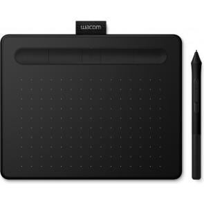 Wacom Intuos S Bluetooth Grafiktablett, schwarz