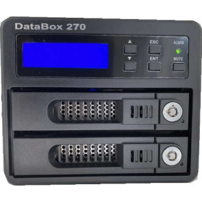 LMP 16 TB DataBox 270 Server Edition, RAID System, USB 3.0