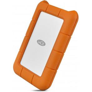 LaCie 5 TB Rugged Thunderbolt USB-C Harddisk