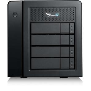 Promise Pegasus32 R4 32 TB, RAID-System mit Thunderbolt 3