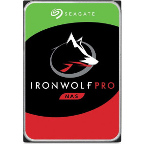 "18 TB HD 3.5"" SATA 6Gb/s, Seagate IronWolf Pro"