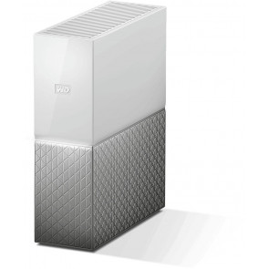 """8TB My Cloud Home NAS Server 3.5"""", silber/weiss, WD"""