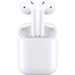 REFURBISHED: AirPods mit Ladecase, Bluetooth In-Ear Kopfhörer, Apple (2019)