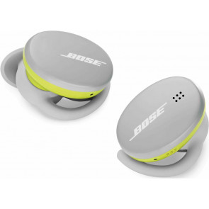 BOSE Sport Earbuds, Weiss, Grau, Lime