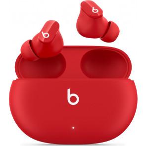 Beats Studio Buds, True Wireless Noise Cancelling In-Ear Kopfhörer, rot