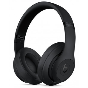 Beats Studio3 Wireless Over-Ear Kopfhörer, matt schwarz