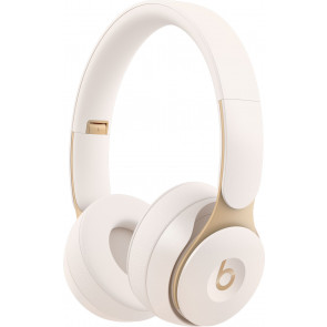 Beats Solo Pro Wireless On-Ear Kopfhörer, ivory