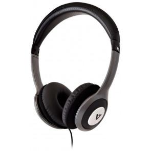 V7 HA520 Kopfhörer, schwarz