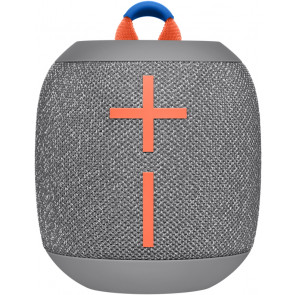 Ultimate Ears Wonderboom 2 Bluetooth Lautsprecher, Crushed Ice Grey