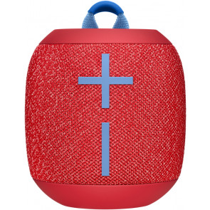 Ultimate Ears Wonderboom 2 Bluetooth Lautsprecher, Radical Red