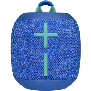 Ultimate Ears Wonderboom 2 Bluetooth Lautsprecher, Bermuda Blue