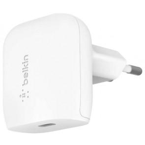 """Belkin """"Boost Charge"""" 18W USB-C Netzladegerät, weiss"""