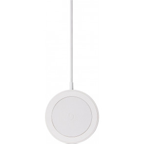 Magnetic Wireless Charger 15W, für iPhone, Weiss, Decoded