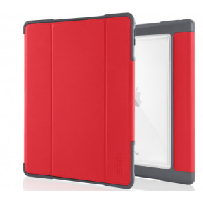 "DEMO: Dux Plus Case, 10.5"" iPad Air/iPad Pro, rot, STM"