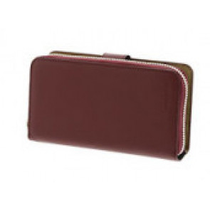 "Fashion Wallet Case Alma, iPhone X/XS (5.8""), violett, Galeli"