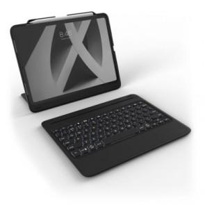"Zagg Rugged Book Go Keyboard, 11"" iPad Pro, schwarz, CH-Tastatur"