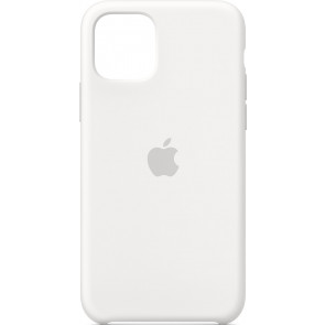 "Silikon Case, iPhone 11 Pro Max (6.5""), weiss, Apple"