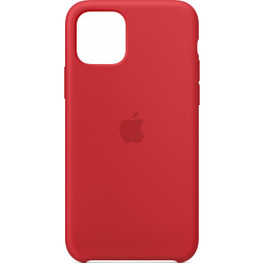 "Silikon Case, iPhone 11 Pro Max (6.5""), rot (PRODUCT), Apple"
